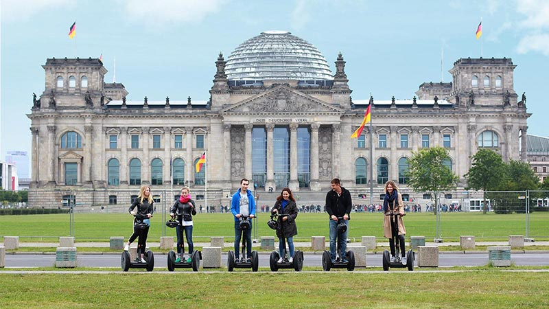 City Segway Tours Berlin
